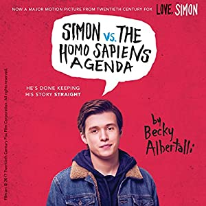 Simon vs. the Homo Sapiens Agenda Hörbuch