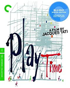 Playtime (The Criterion Collection) [Blu-ray] (Version française)
