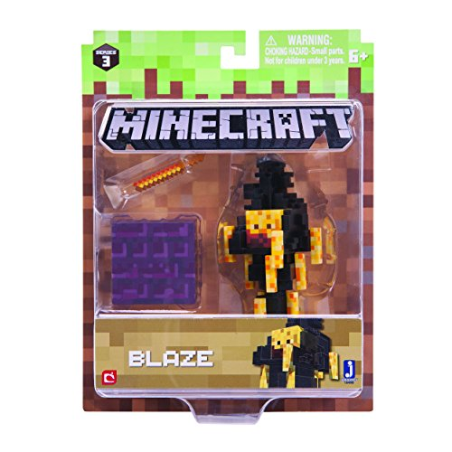 Minecraft Blaze Figure Pack
