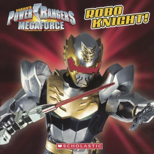 By Ace Landers - Robo Knight (Saban's Power Rangers Megaforce) (Reissue) (2014-01-22) [Library Binding] -