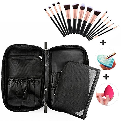 Makeup Brushes Set Professional Cosmetic Case Makeup Brush O