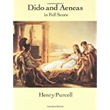 Dido and Aeneas in Full Score