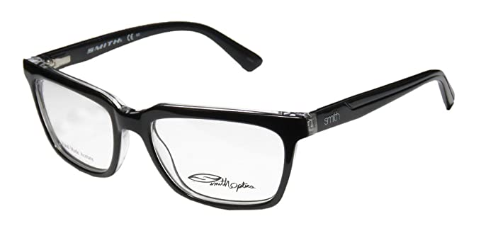 ab0d242558d6 Smith Optics Debate Mens/Womens Rxable Hot Style Designer Full-rim Spring  Hinges Eyeglasses