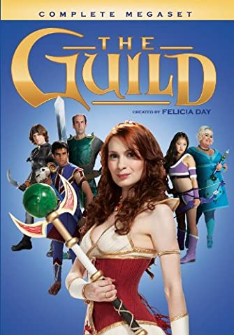 The Guild: Complete Megaset DVD (Becker The Complete Series)