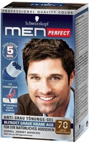 Amazoncom Schwarzkopf Men Perfect For Men Gentle Hair Color