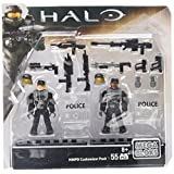 Mega Bloks Halo-NMPD Customizer Pack