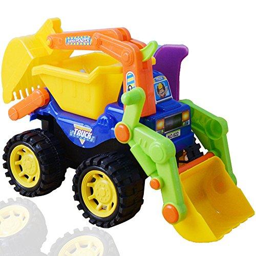 Babrit Construction Trucks Tracker Children product image