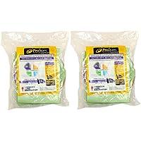 ProTeam 104544 Intercept Micro Filter Bags QuietPro CN, Running Vac, Sequoia CM Vac and Sequoia HP Vac (2 Pack) 20 Bags