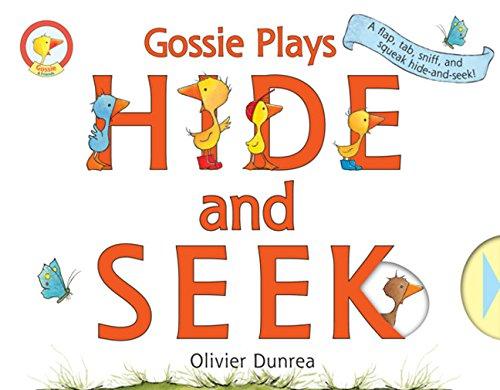 Gossie & Friends: Gossie Plays Hide and Seek by HMH Books