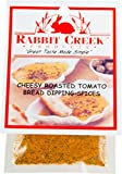 Rabbit Creek Products Cheesy Roasted Tomato Bread Dipping Spice Mix, 0.65 Ounce (Pack of 12)