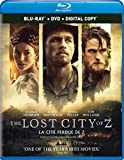 The Lost City of Z [Blu-ray + DVD + Digital HD]