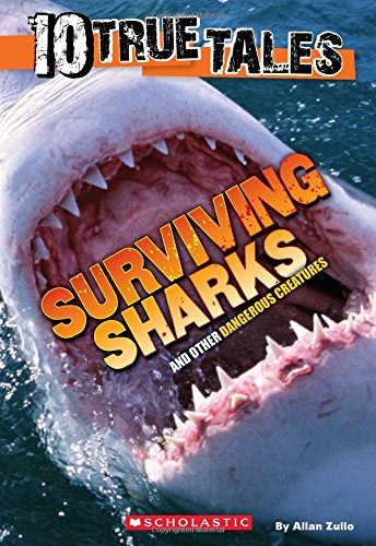 10 True Tales Surviving Sharks product image