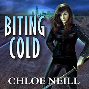 Biting Cold Audiobook
