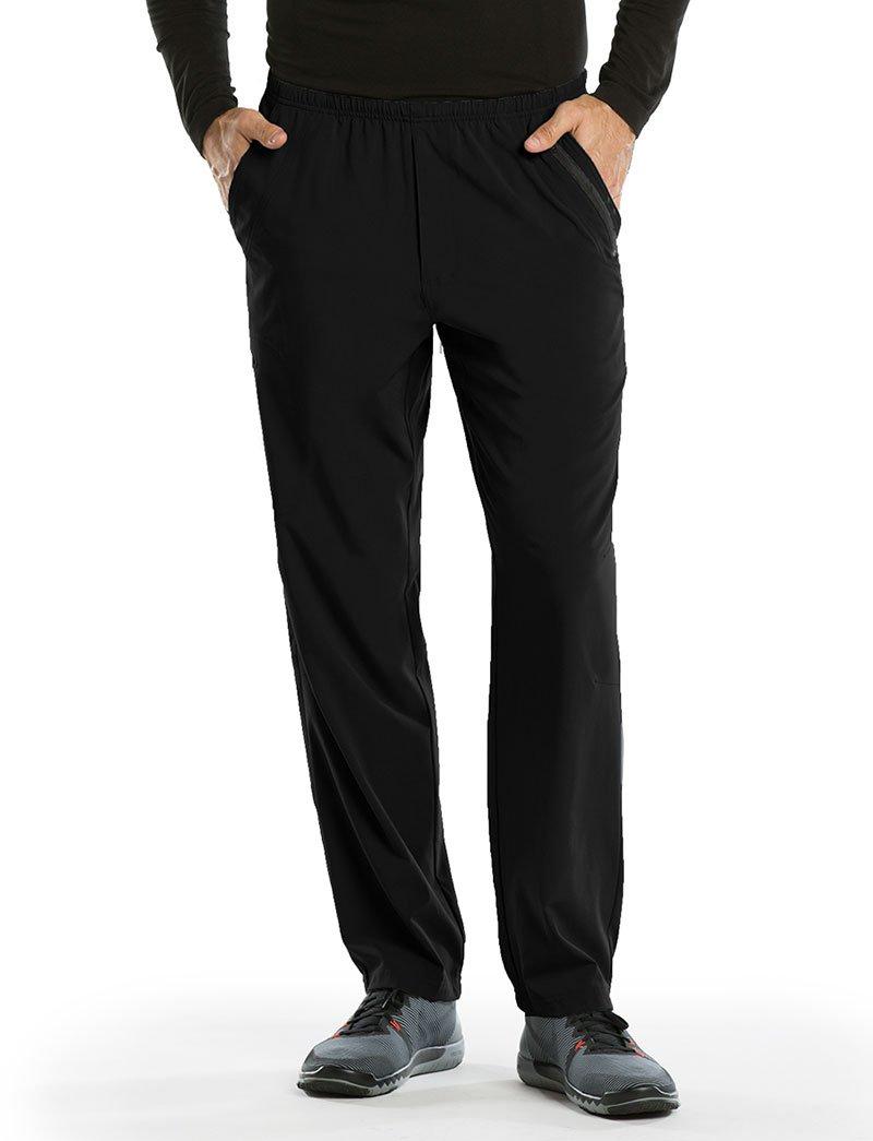 Barco Uniforms PANTS メンズ B01I247FIA Medium Tall|ブラック ブラック Medium Tall