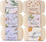 Best Handmade Bar Of Soaps - O Naturals 6 Piece Moisturizing Body Wash Soap Review