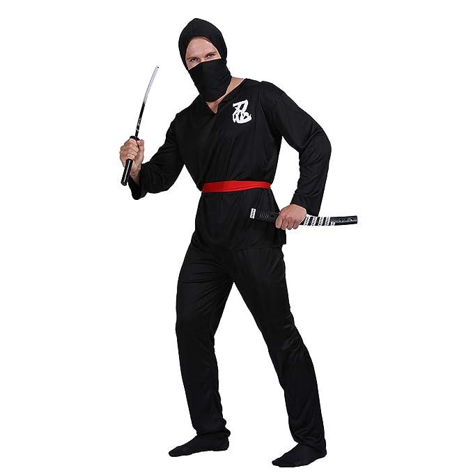 Disfraz de Halloween samurai cospaly juega traje disfraz ...