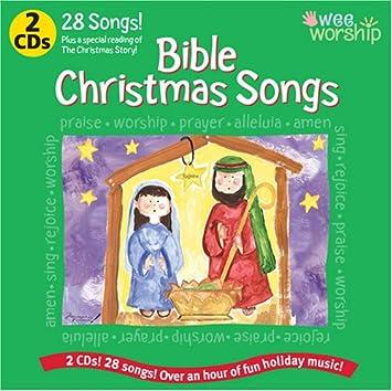 wee worship bible christmas songs - Childrens Christian Christmas Songs