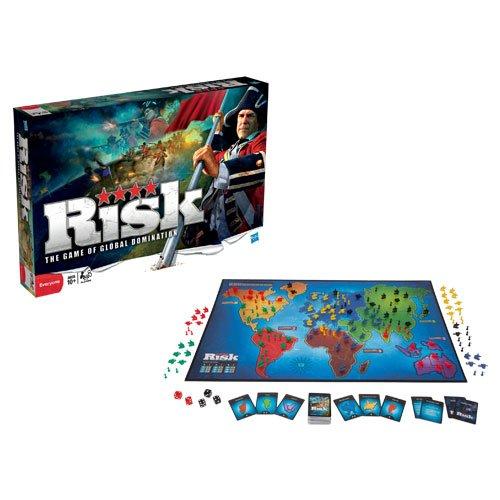 Hasbro-28720-Risk-Game