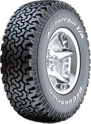 2007 Sleigh Bell (BFGoodrich All-Terrain T/A KO All-Terrain Radial Tire - LT265/65R17/E)
