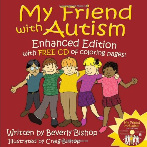 My Friend Autism Enhanced Coloring product image