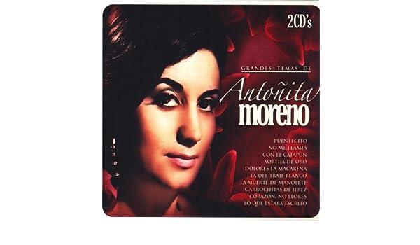 La Del Traje Blanco by Antoñita Moreno on Amazon Music ...