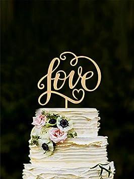 Amour Gâteau De Mariage Unique Pour Gâteaux Pour Les