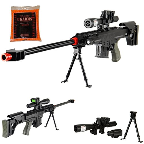 1000 fps airsoft sniper - 2