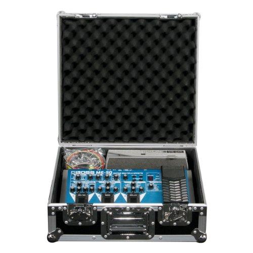 Ata Pedal - Odyssey FZGPEDAL17 Flight Zone 17 Guitar Pedal Board Ata Case