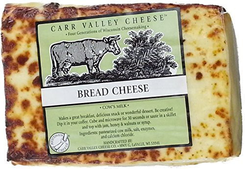 Bread Cheese, Juustoleipa, 10 oz. (4 pack)