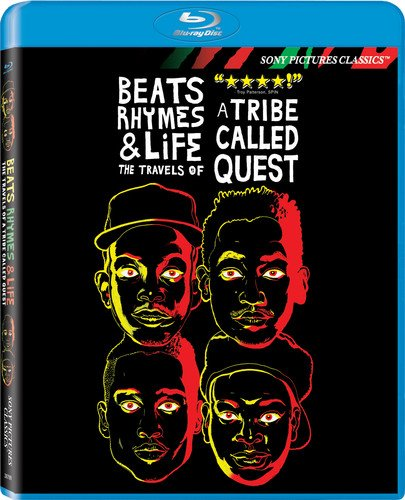 Beats Rhymes & Life: Travels of Tribe Called Quest [Blu-ray] [Importado]