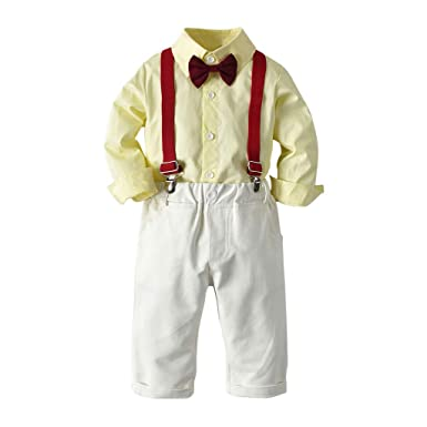 Conjunto de Camisetas de Manga Larga de algodón para bebé con ...