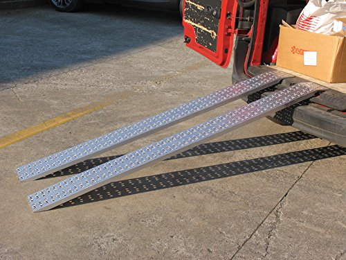 2000mm x 300mm x 1000kg Capacity The Ramp People Lightweight Loading Ramps For Domestic Use Only