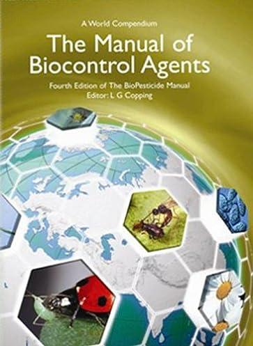 manual of biocontrol agents a world compendium amazon co uk rh amazon co uk