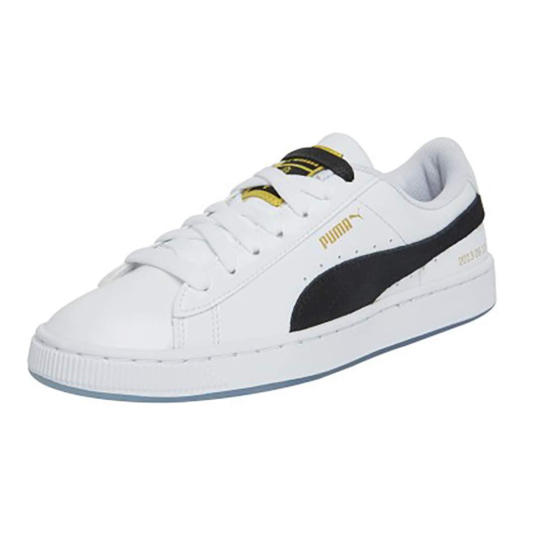free shipping b3942 f9ae5 PUMA x BTS Basket Patent Shoes (36827801) 7UK