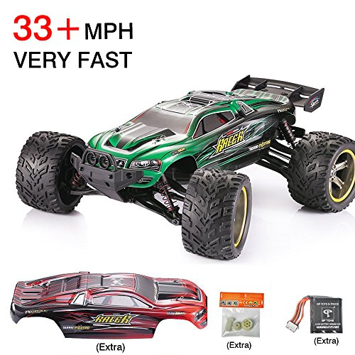 1 4 scale rc truck - 9