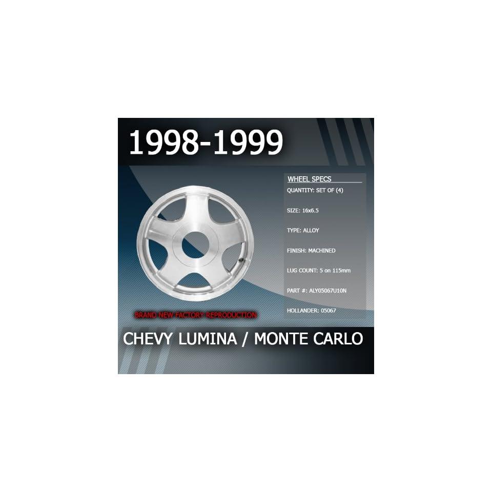1998 1999 Chevy Lumina/Monte Carlo Factory 16 Wheels Set of 4