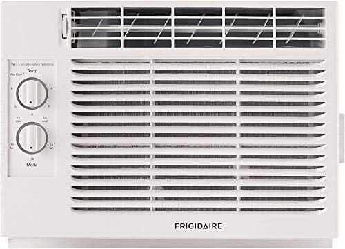 Frigidaire FFRA051ZA1 17″ Window Air Conditioner with 5000 BTU Cooling Capacity – 115V in White