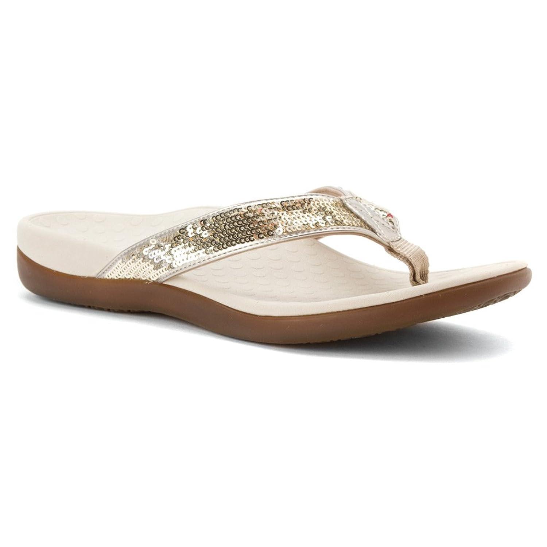 Women's Vionic Tide Sequins Sandals for Plantar Fasciitis