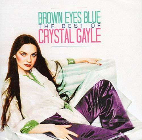 Ireland Crystal - Brown Eyes Blue: The Best Of Crystal Gayle