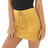 Short Skirts For Women High Waist Liraly Push up Hip Pencil Zipper Bandage Mini Skirt