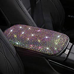Universal Bling Crystal Arm Rest Padding