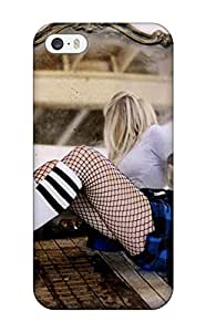 YY-ONE With Nice Appearance (celebrity Avril Lavigne) For Iphone 5/5s