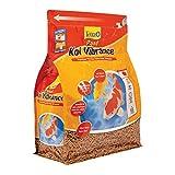 TetraPond Koi Vibrance Premium Nutrición con potenciadores de Color, 2.42-Pound