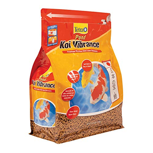 (Tetra 16485 Koi Vibrance Sticks Fish Food, 2.42)