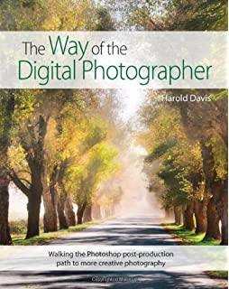 The Way Of Digital Photographer Walking Photoshop Post Production Path To More