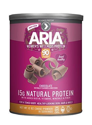 Aria Womens Protein Chocolate - Next Proteins Aria Women's Protein, Chocolate, 12 Oz by Designer Whey