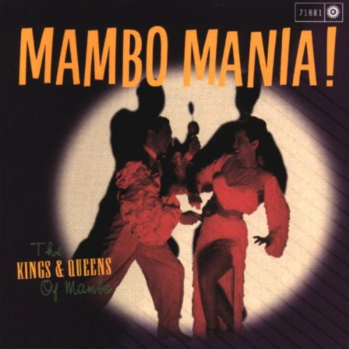Japan Maker New Large special price !! Mambo Mania The Queens Kings of