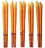 10x Candele per orecchie Conici marchio Sunglow (5x Set Di 2), con filtro