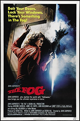The Fog  Movie Poster 24x36