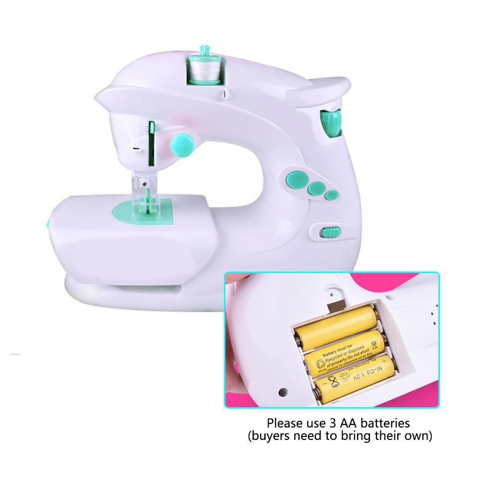 Per Juguetes de Máquina para Coser Mini Infantiles Kit de Juegos de Manualidad de Costura Juguetes Educativos de Entretenimiento: Amazon.es: Bebé